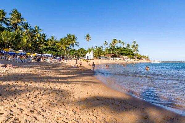 10 praias no nordeste que você precisa conhecer