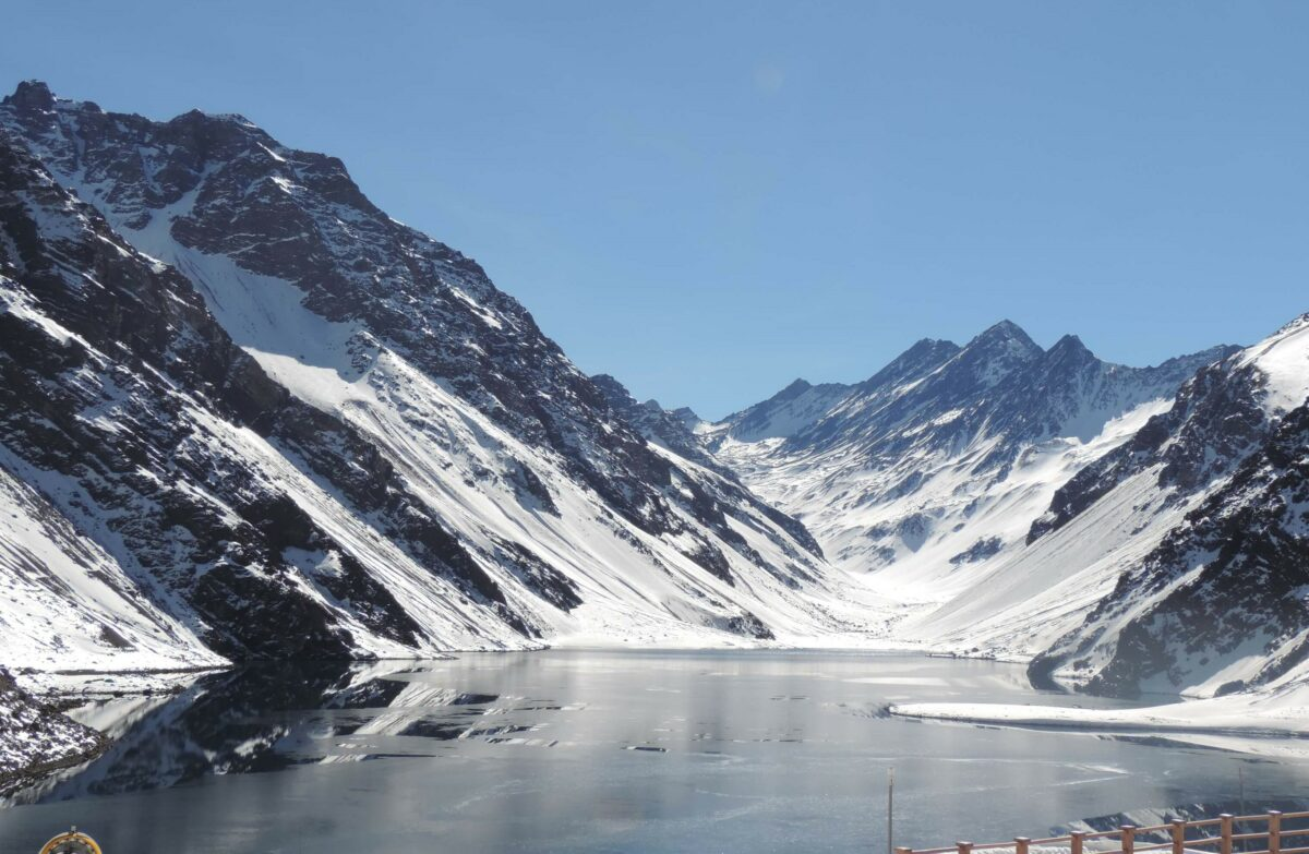 Foto da Laguna del Inca