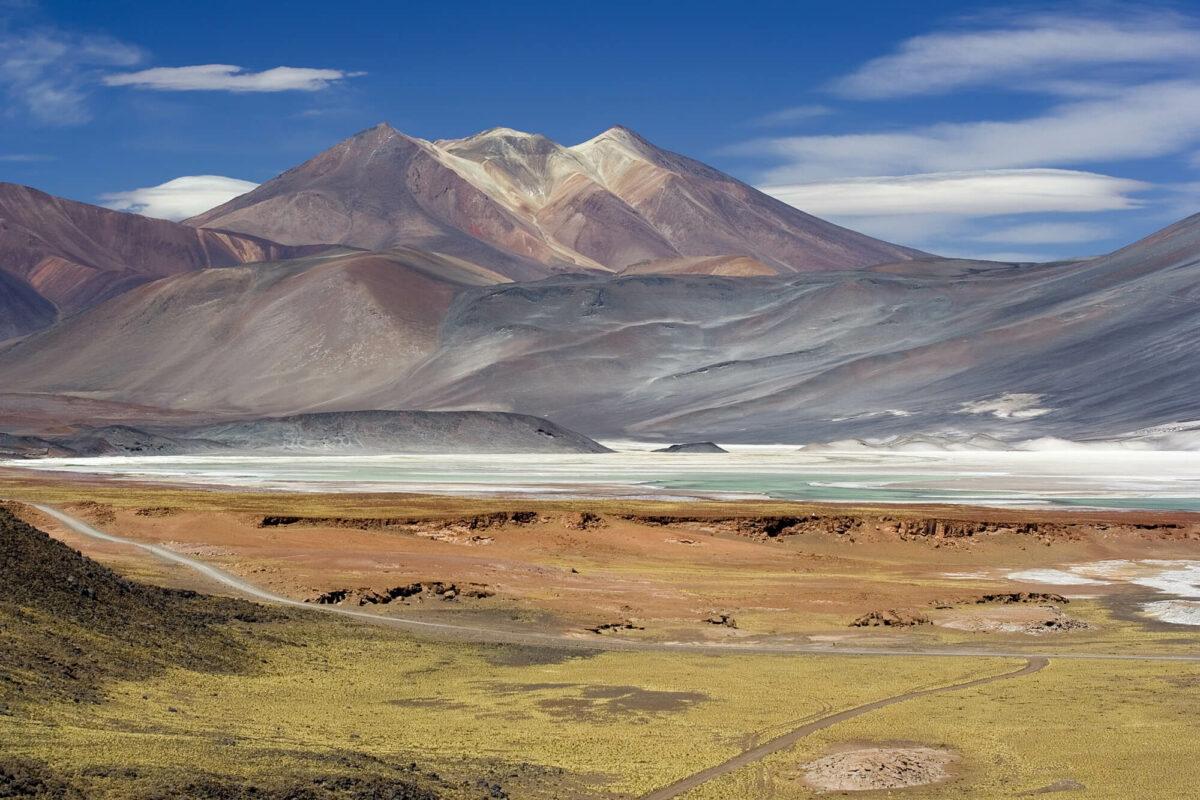 Foto do Deserto do Atacama