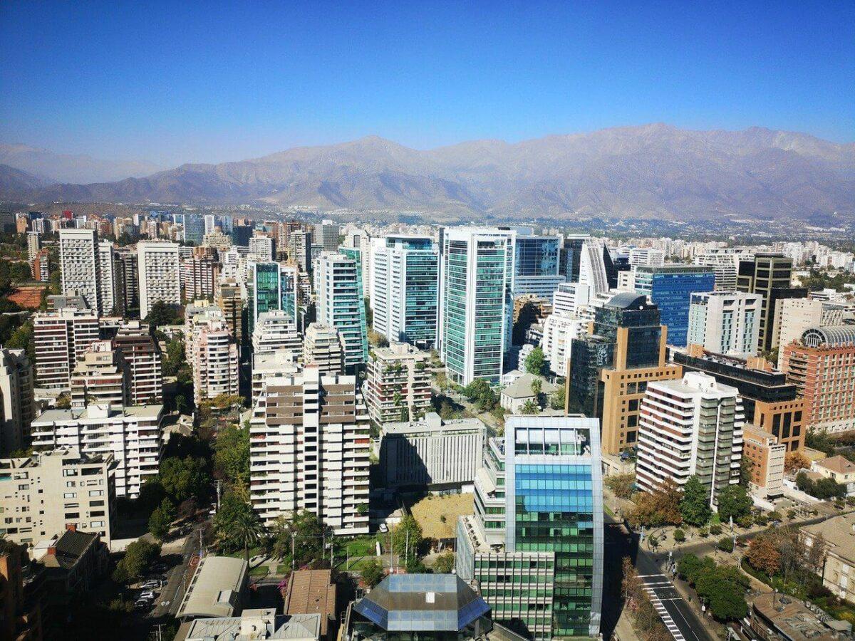Foto de Santiago de cima